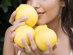 smell-lemons